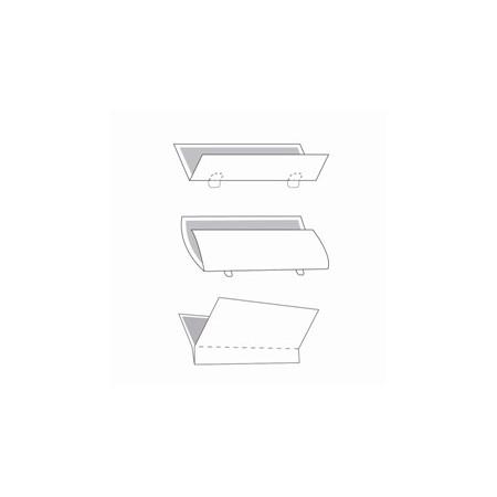 ADHESIVE PAPER FOR EXTERMINATOR SLIM 60