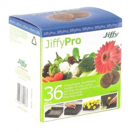 JIFFI-7 TABLET REFILL - 36 UNITS