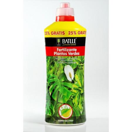 ENGRAIS PLANTES 1250ml GREEN