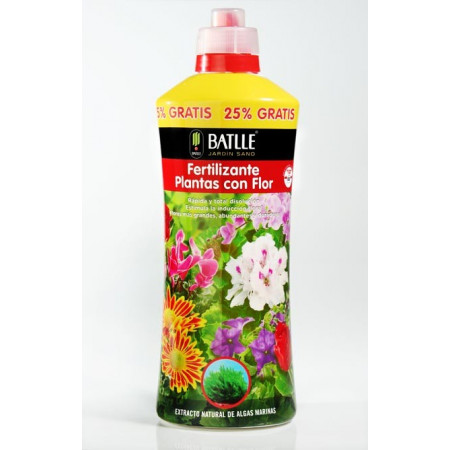 FLOWER PLANTS FERTILIZER 1250ML