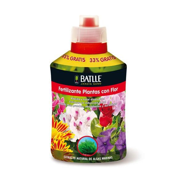 FLOWER PLANTS FERTILIZER 400ML
