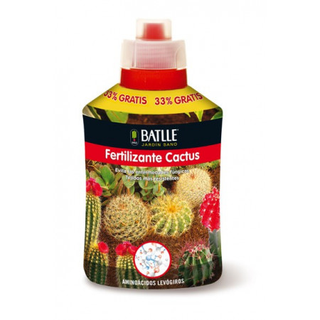 FERTILIZANTE CACTUS 400ML