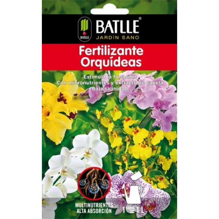 ORCHID FERTILIZER ENVELOP