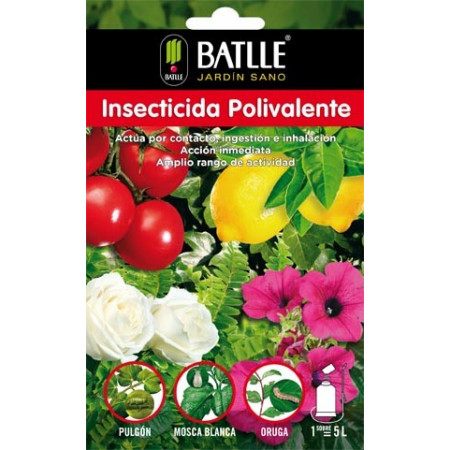 MULTIPURPOSE INSECTICIDE ENVELOPE TO 5L