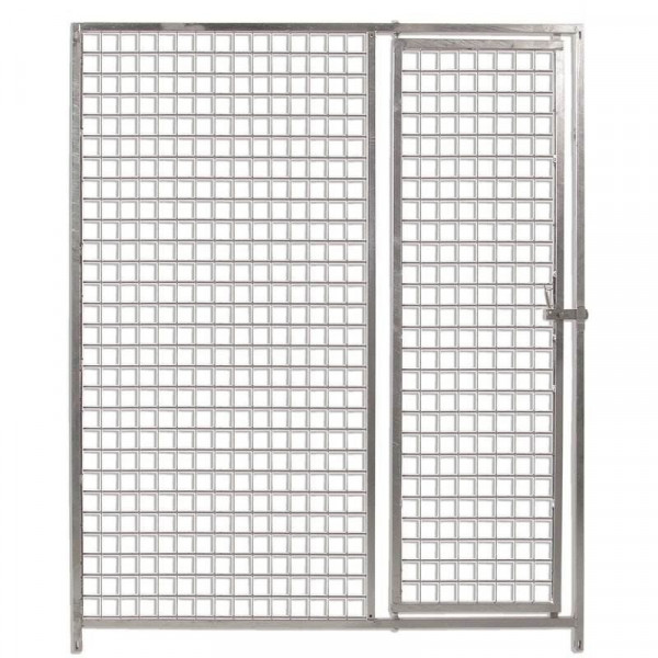 FRONT MESH 5x5cm WITH DOOR ECO BOX