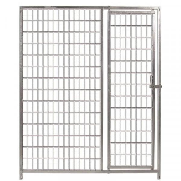 FRONT MESH 5x10cm WITH DOOR ECO BOX