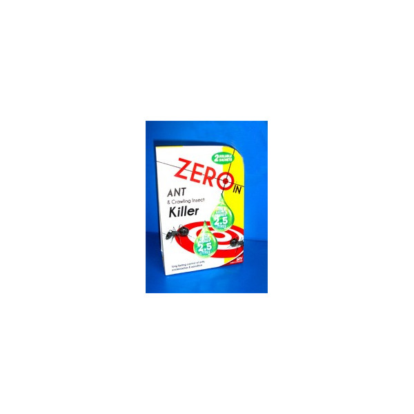 INSECTICIDE SOLUBLE BAGS ANTI ANTS