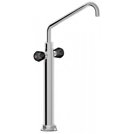 DOUBLE INLET COLUMN TAP WITH INSULATED HEAD