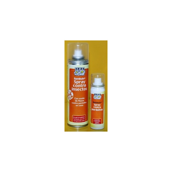 NATURAL INSECTICIDE FOR INSECTS BAMBULE
