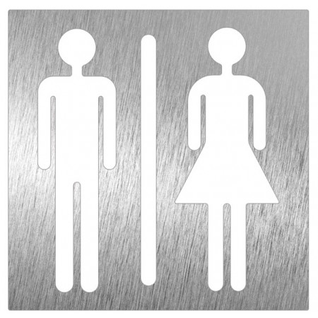 PICTOGRAM UNISEX TOILET