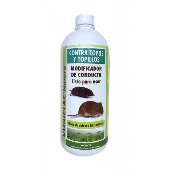 MOLES AND TOPILLOS REPELLER 1 LITER