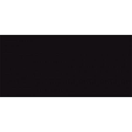 PLASTIC BLACK ADHESIVE PLATE (PACK 6UND.)