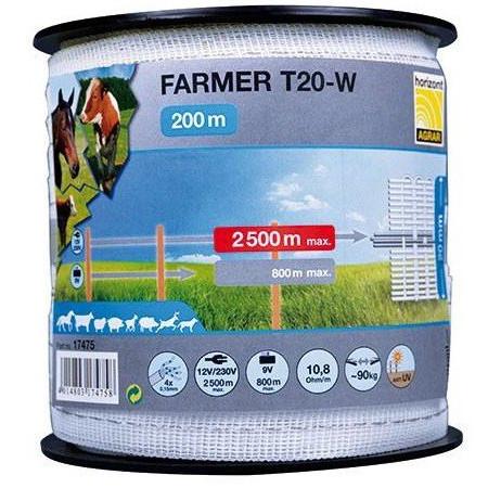 TAPE FARMER T20W (200m)