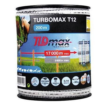 CINTA TURBOMAX T12W (200m)
