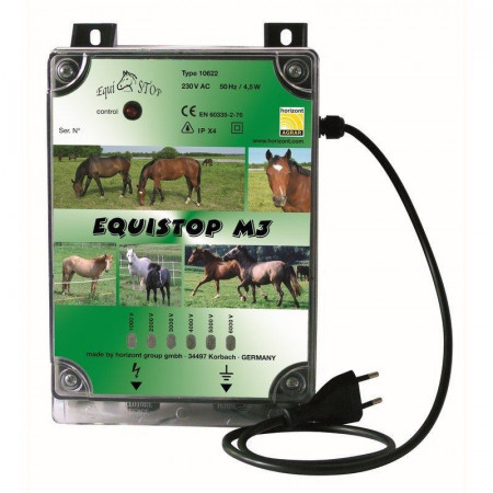 ELECTRIC SHEPHERD 230V.FOR HORSES EQUISTOP M3 VCS