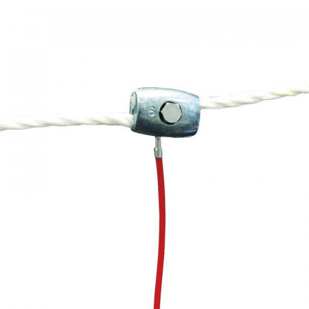 ELECTRIC CONNECTOR FOR ELECTRIC SHEPHERD CORD