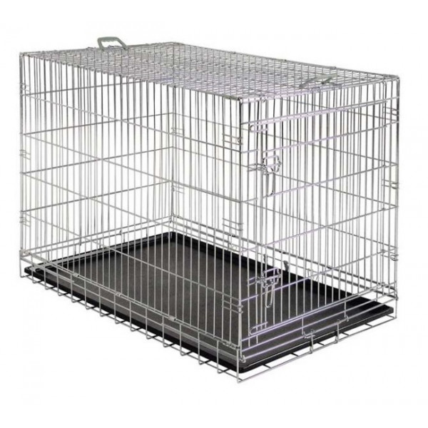 LARGE CAGE EXPOSURE WITH TRAY