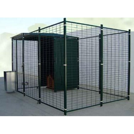 KENNEL WITH PARK 3X2M
