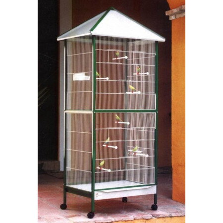 AVIARY FOR PARAKEETS