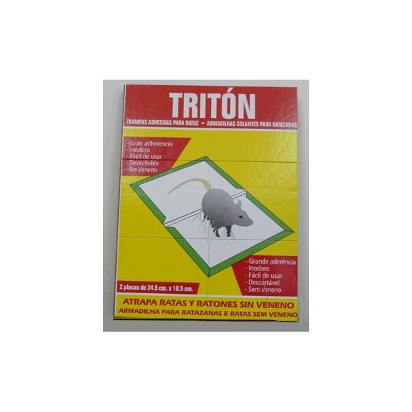CONTROL RATS AND MICE BY TRAPS GLUE BOARD TRITON