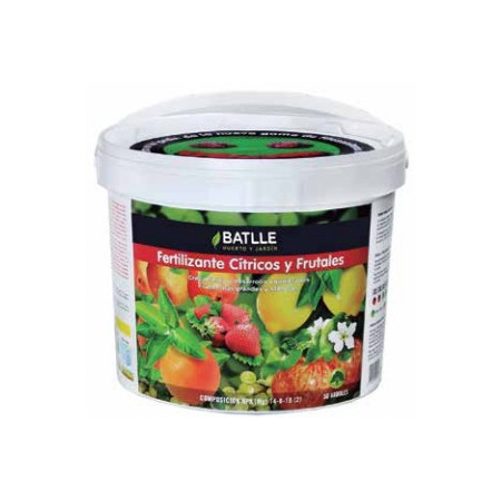 CITRUS AND FRUIT TREES FERTILIZER