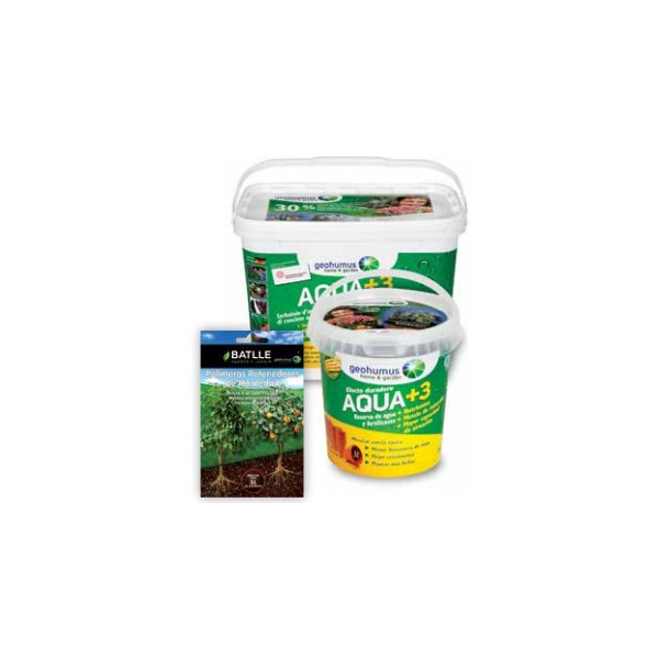 HUMIDITY RETAIN POLYMER BUCKET 500G