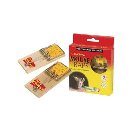 MOUSE TRAP TRADITIONAL PACK-2