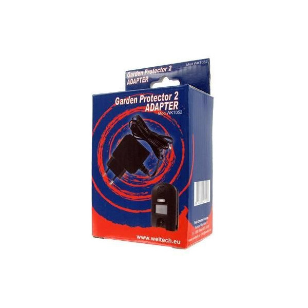 ADAPTOR FOR ANIMAL REPELLENT WITH FLASH