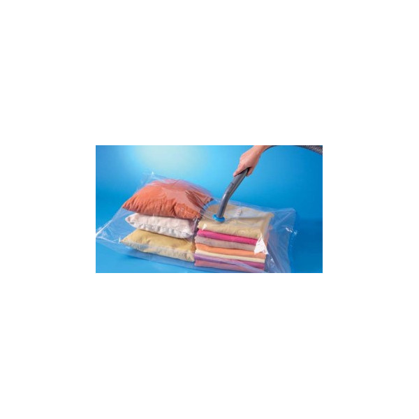 RECTANGULAR VACCUM BAG FOR CLOTHES 50X70CM
