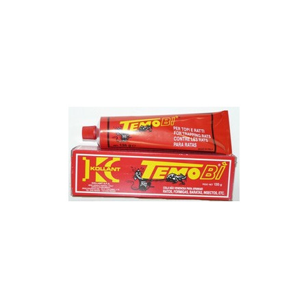 SPECIAL GLUE FOR TRAPS OF RATS AND MICE TEMOBI