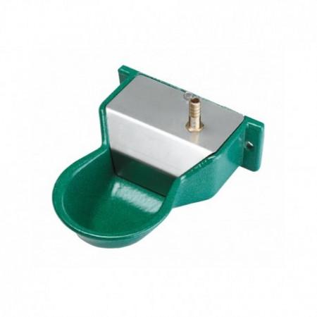 bebedero automático para pequeñas mascotas en verde