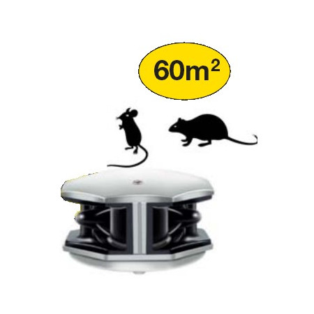 ULTRASOUND REPELLENT FOR RODENTS