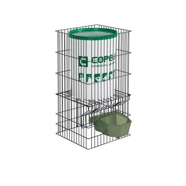 abreuvoir automatique avec réservoir de 30 litres pour grands chiens