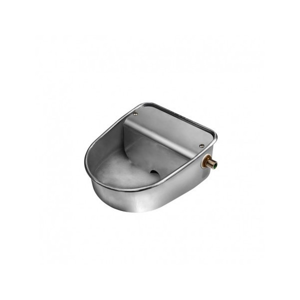 ANIMALS AND PETS DRINKER STAINLESS STEEL P5