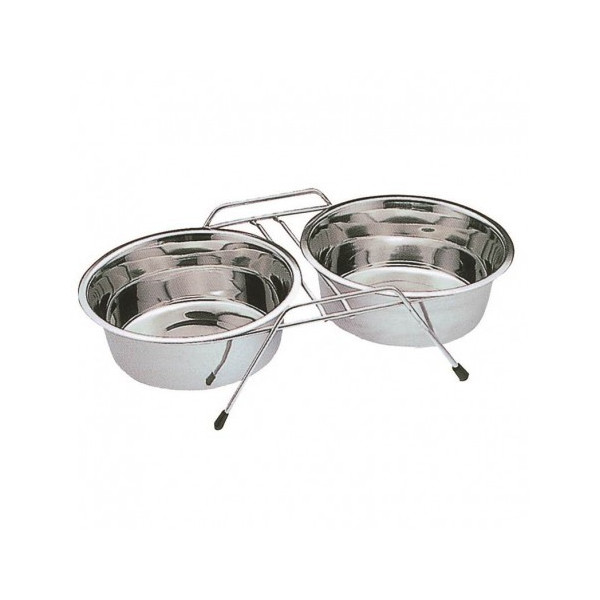 stainless steel bowl for dogs, cats.