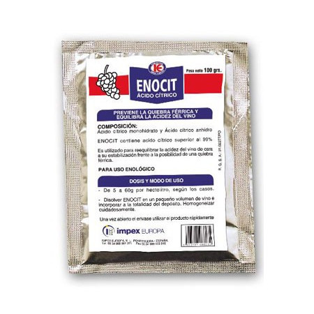 CITRIC ACID ENOCIT