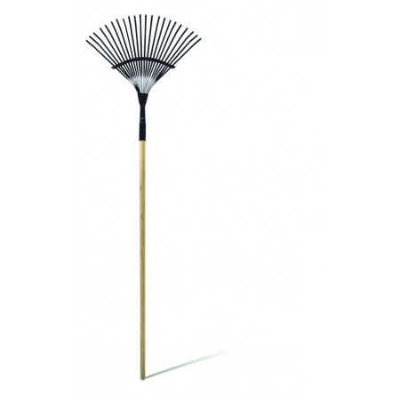 FIXED METAL BROOM HANDLE WOODEN FENCE 22 120CM