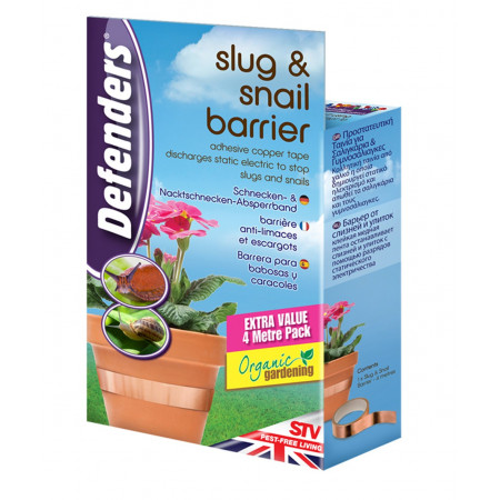 SLUG AND SNAIL BARRIER