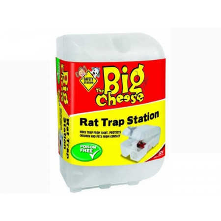 CONTAINER OF TRAPS FOR RATS PACK - 1