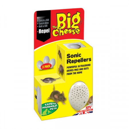 REPELLER MICE PACK-3