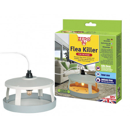 FLEAS KILLER ELECTRICAL LAMP