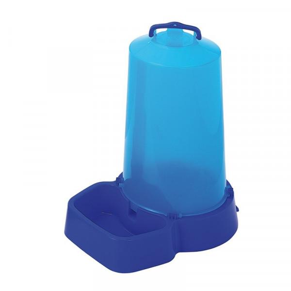 Plastic drinker for dogs