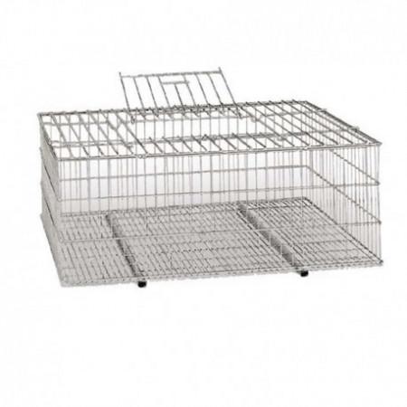 jaula para transportar galllinas, pollos