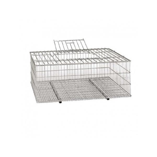 cage pour transporter poules, poulets