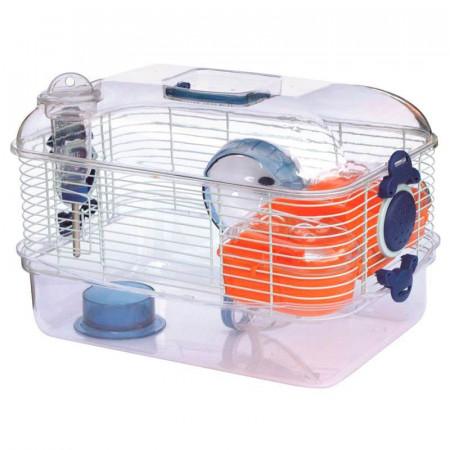 cage en plastique pour hamster
