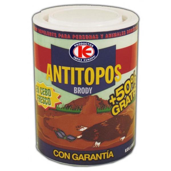CEBO FRESCO ANTITOPOS