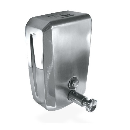 DISPENSER OF SOAP IN STAINLESS ACERO 0.80 L