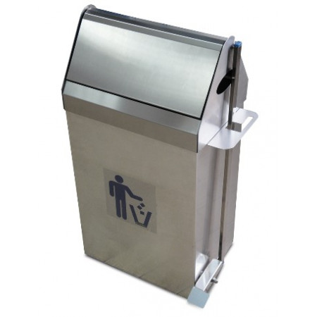 BIN TILTING STAINLESS STEEL