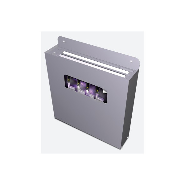 OZONE KNIFE STERILIZER FOR MOUTING OR WALL, 20 KNIVES