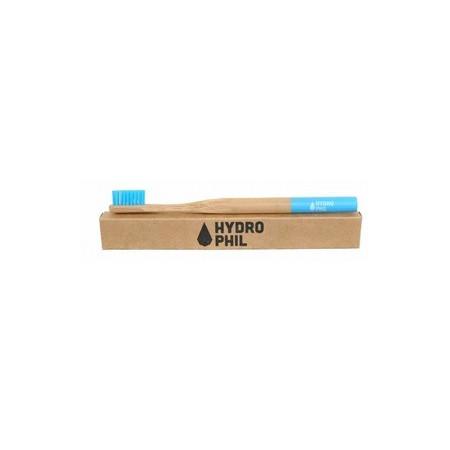 TOOTHBRUSH BAMBOO / BLUE NYLON